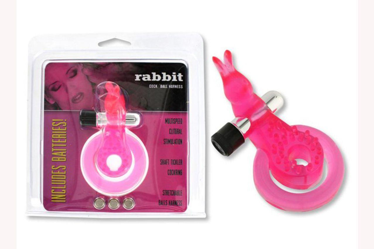 Эрекционное кольцо кролик 9 фотография